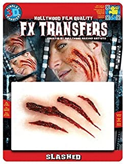 Tinsley Transfers MD Slashed 3D FX Temporary Tattoo by Tinsley Transfers