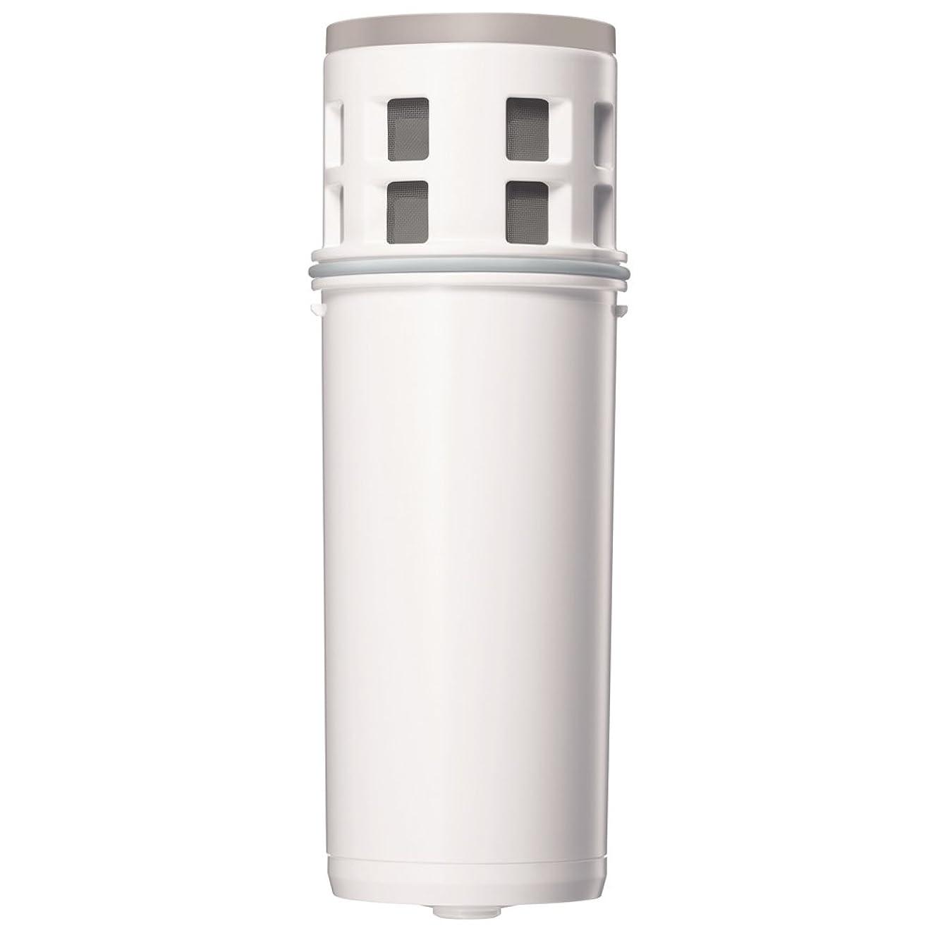 めんどり思いやり毎日クリンスイ アルカリポットシリーズ ポット型浄水器用交換カートリッジ 2個入 CPC7W-NW