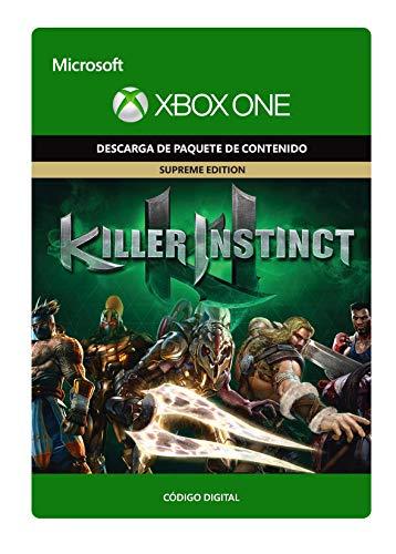 Killer Instinct: Supreme Edition | Xbox One - Código de descarga