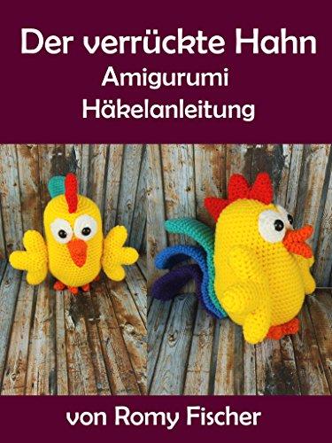 DIY Häkeln Huhn Ostern Dekoration | Gehäkeltes huhn, Diy häkeln ... | 500x375