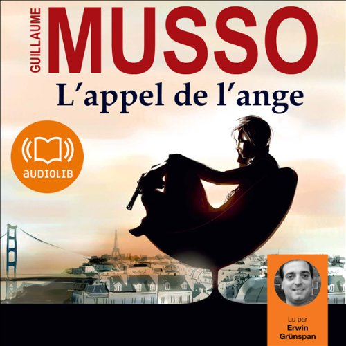 L'appel de l'ange  audiobook cover art