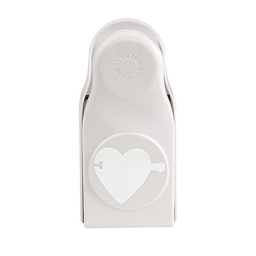 Martha Stewart  garland wedding  banner punch love heart 42-39010