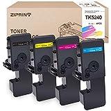 ZIPRINT 4 Multipack Compatibile Kyocera TK-5240 Toner per Kyocera ECOSYS P5026cdn, P5026cdw; ECOSYS M5526cdn, M5526cdw