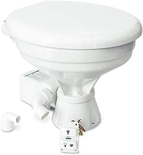 Albin Pump Marine Toilet Silent Electric Comfort – 12 V.