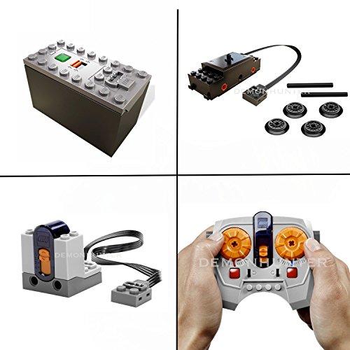 lego power function motor set - 4