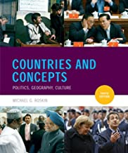 Countries and Concepts: Politics, Geography, Culture (10th Edition)
