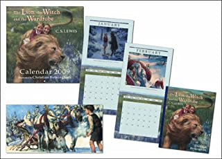 Narnia Calendar 2009 plus The Lion, the Witch and the Wardrobe Picture Book