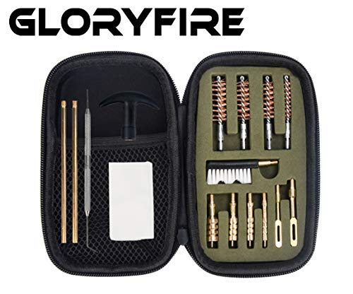 GLORYFIRE Gun Cleaning Kit Handgun...
