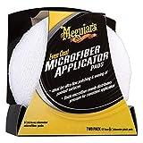 Meguiar's X3080EU Tampons Applicateurs Microfibres