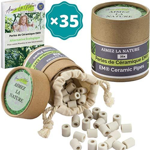 35 Perles de Céramique EM® Avec Boite Ecologique et...