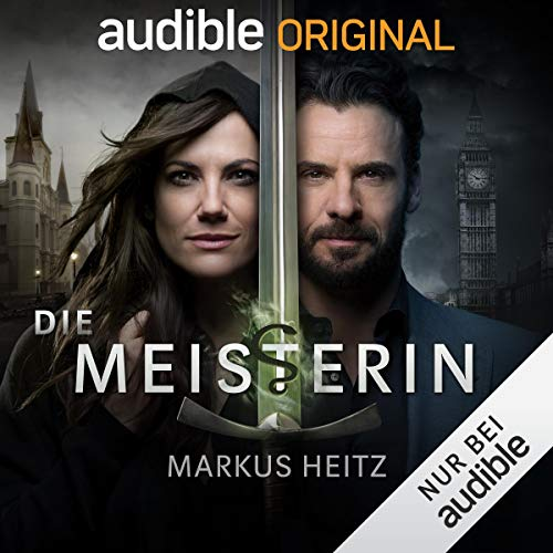 Die Meisterin audiobook cover art