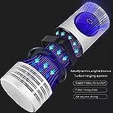Zoom IMG-2 bcamelys lampada antizanzare zanzariera elettrica