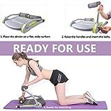Equipo de entrenamiento Abdominal absoluto Sportneer Entrenador del núcleo abdominal de entrenamiento Fitness Máquina Equipo de ejercicio para el gimnasio casero