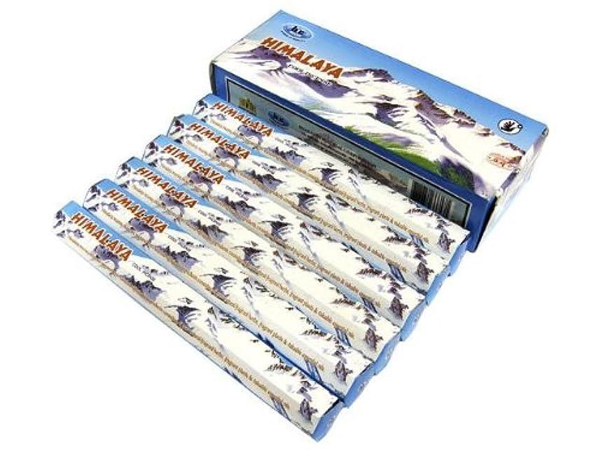 妻エッセンスチーフBIC(ビック) ヒマラヤ香 スティック HIMARAYA 6箱セット