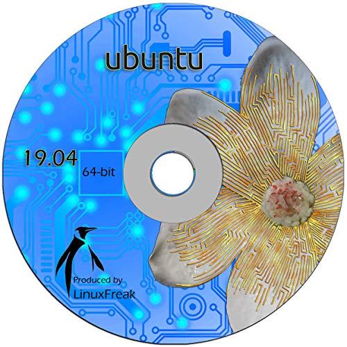 Ubuntu Linux 19.04 DVD - OFFICIAL 64-bit release