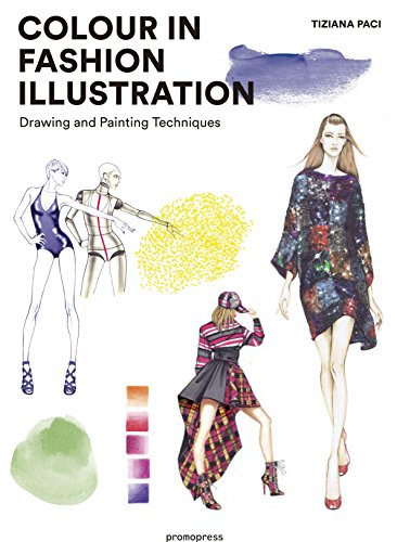 Colour in Fashion Illustration: Drawing and Painting Techniques (Promopress)