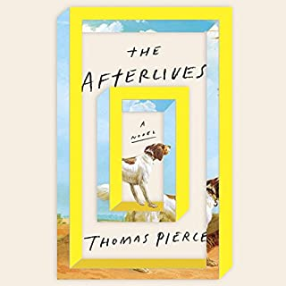 The Afterlives audiobook cover art