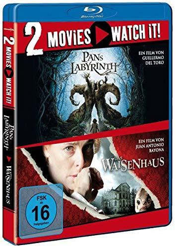 Pans Labyrinth / Das Waisenhaus [2 DVDs]
