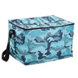 Oxford Cloth Aluminum Foil Insulation Ice Bag 20L Large Capacity Portable Ice Pack