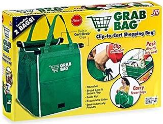 Telebrands FBA_8991-6 Grab Shopping Bag Mfrpartno 8991-6