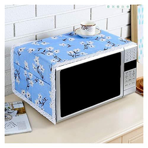 JINAN Housse de protection pour four à micro-ondes 35 x 96 cm avec sac de rangement, accessoires de cuisine, décoration de la maison (couleur : 6)