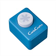 Carl Craft Small Size Craft Paper Punch, Snow (CP-1 snow)