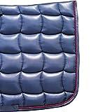 tattini–Tissu Brillant de selle Taille unique Bleu - Bleu