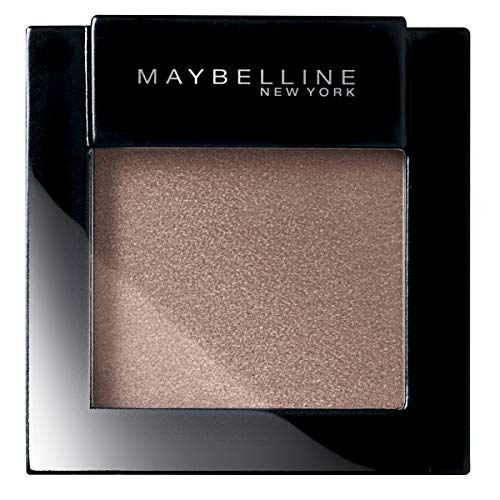 Maybelline Color Sensational Sombras de Ojos en polvo ultra-pigmentadas, Tono 20 Bonze Addict marrón