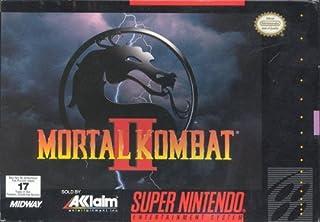 Mortal Kombat Game For Snes