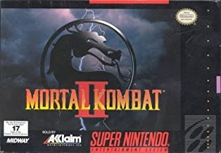 Mortal Kombat II (Renewed)