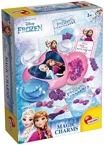 Lisciani, 51489, Frozen Magic of Ice, Crea amuletos