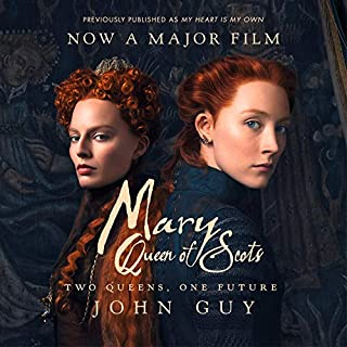 Mary Queen of Scots: Film Tie-In audiobook cover art