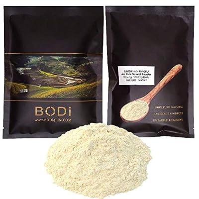 bodi : Bromelain 100 gdu Powder - 100% Pure Natural Chemical Free (4 8 16 32 oz) (16 oz)