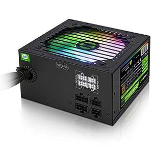 Power Supply 600W Semi Modular 80+ Bronze, GAMEMAX VP-600-RGB(Modular)