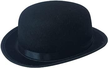 luyaoyao Kids Black Derby Deluxe Costume Hat