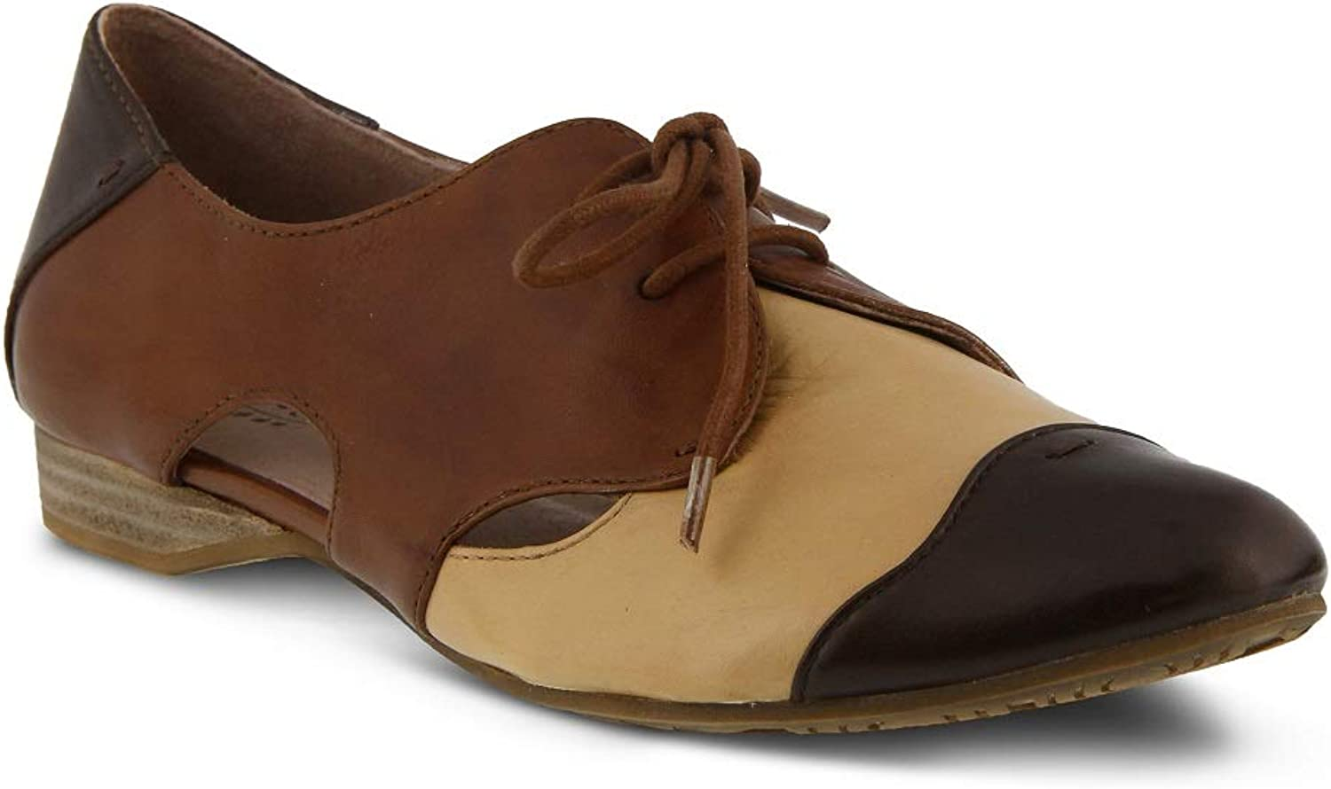 Spring Step Women's Cinzano shoes   color Brown   Leather shoes