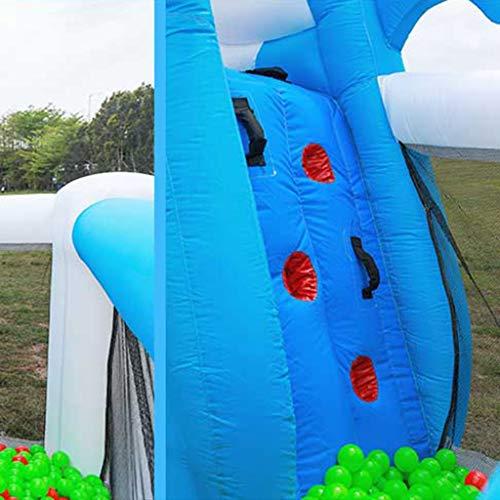 Castillos hinchables Trampolín Parque Acuático para Niños En Casa ...