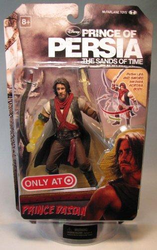 Prince of Persia The Sand of Time : Prince Dastan (1-2) : Figurine