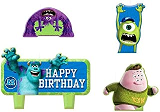 Best monsters inc birthday cake toppers Reviews