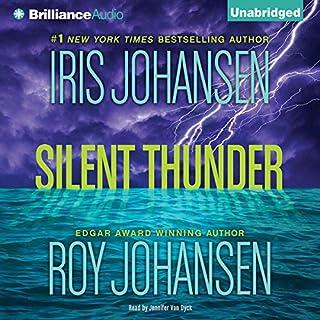 Silent Thunder audiobook cover art