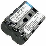 AccuCell - Batería para Sony NP-FM500H