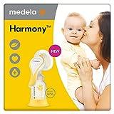 Medela, Harmony Flex, Tiralatte Manuale Ultra Leggero, con Tecnologia Flex, Ideale per un'Estrazione...