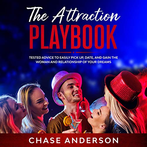 The Attraction Playbook cover art