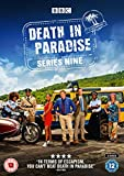 Death In Paradise - Series 9 (Includes 6 Exclusive Postcards) [DVD] [2019]