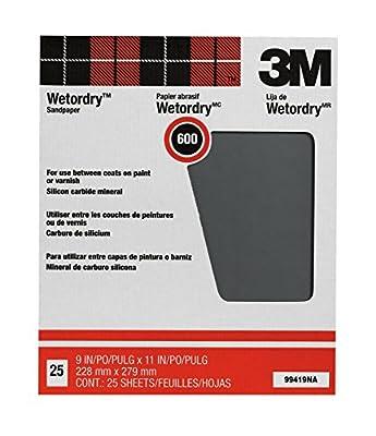 3M Pro-Pak Wetordry Sanding Sheets