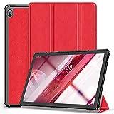 Kdely Funda Compatible con Lenovo Tab M10 10.1'' Tablet, Case Ultra Slim Ligera Función de Soporte Protectora Plegable Cover Cubierta Durable