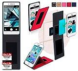 Hülle für Oppo Mirror 5s Tasche Cover Case Bumper | Rot |
