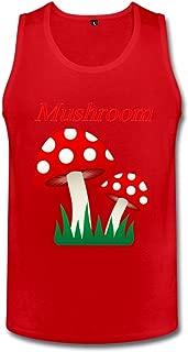 Mushroom Mens Mushroom Tanks