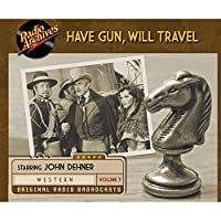 Have Gun, Will Travel audio book