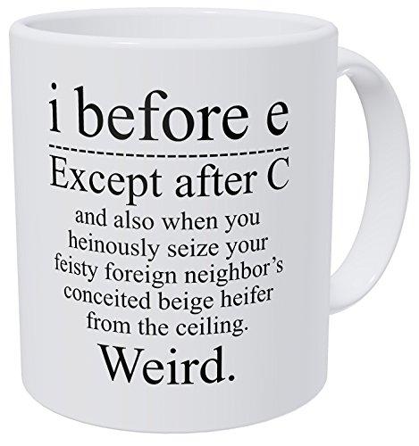 Wampumtuk Grammar I Before E, Excep…